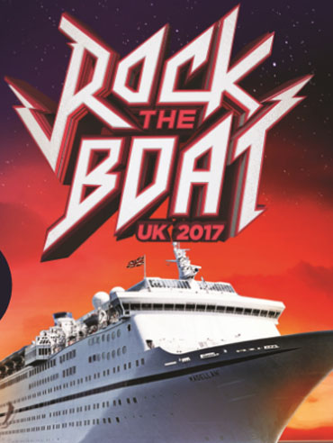 Rock the boat UK 2017